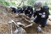 국방부, 2021년 DMZ 내 '6·25 전사자 유해발굴' 재개