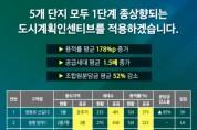 국토부, 수도권 '공공재건축 선도사업 후보지' 5곳 선정